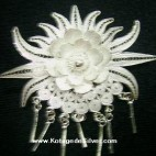 Queen Brooch