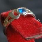 Blue Eye Rings II