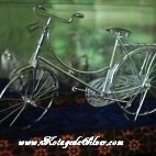 Sepeda Ontel Silver