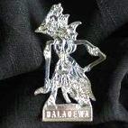 Baladewa Brooch