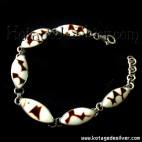 Shell Bracelet Silver