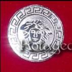 Koin Versace Silver