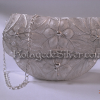 Filigree Bag Silver 2
