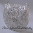 Filigree Bag Silver 3