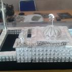 Miniatur Masjid Istiqlal Silver