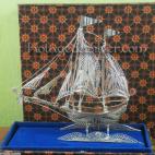 Kapal Layar Silver 3