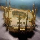 Miniatur Masjidil Haram